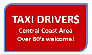 Join our friendly team of drivers! Central Coast. Over 60s welcome! Suit any age. We will train y...