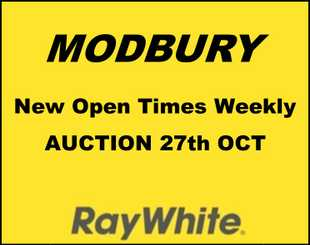 Auction 27th Oct 12:30PM   3 Bed, 1 Bath, 1 Car, 710sqm (approx)   Open Sat - 1:05-1:25pm...
