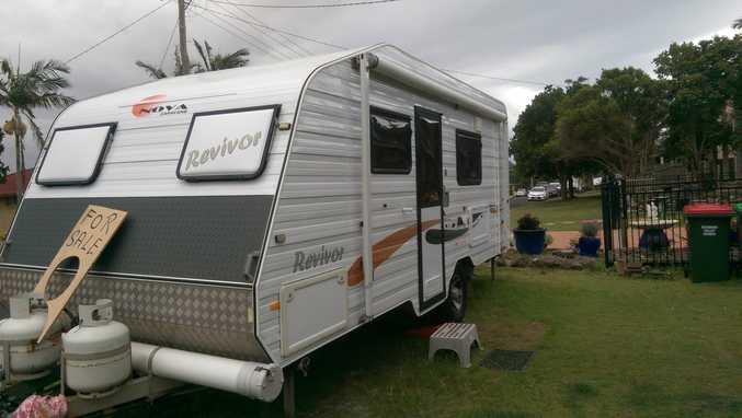Nova Revivor 2011 Caravan