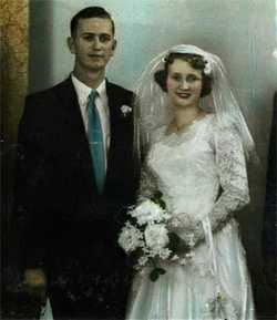 60th Wedding Anniversary  Ernie & Jeanette POTTS  18th October 2018  Congr...