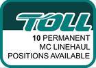 MC Lineual Positions Available - Permanent
