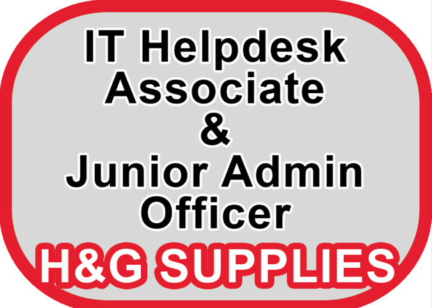 H&G is continuing to expand, and we have 2 openings for recent school graduates:  ...