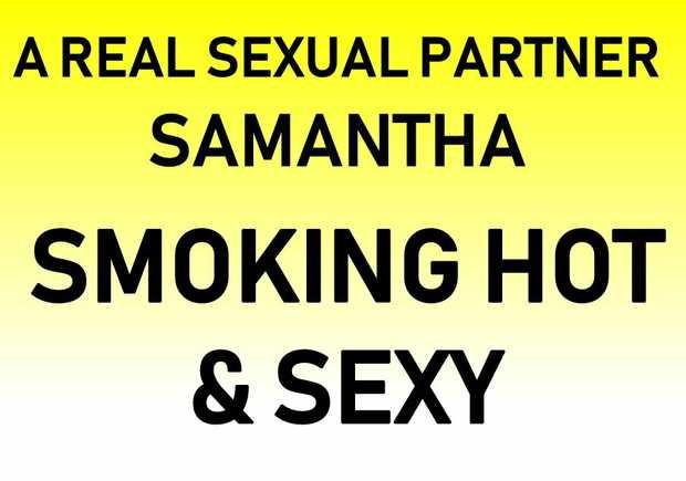 A REAL SEXUAL PARTNER SAMANTHA   0410 187 746   SMOKING HOT & SEXY   Sadly Neglec...