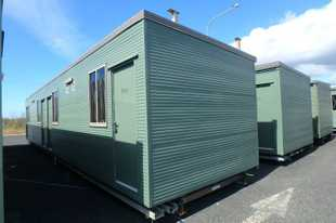 2011 Atco VIP 14.4mx3.3m 4 Room  Accommodation Buildings. As new, class 3 cyclone build rating, heat...