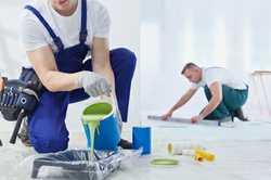 PAINTER & DECORATOR Plasterer Patcher, Wallpaper Removal Specialist. August/Sept Special - fu...