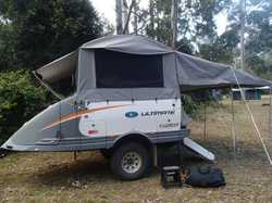 Off road 2014 Ultimate Explor Camper Trailer, done over 20,000 km, no serious off road done, in very...