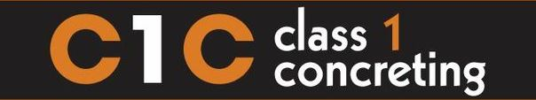 c1c class 1 concreting