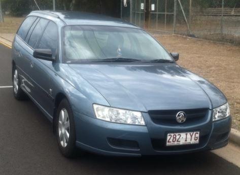 COMMODORE V6 Auto, (VZ) Station wagon.   2005, good condition. Ex RACQ vehicle, log books, co...