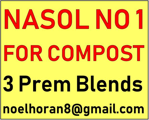 FOR COMPOST   3 Premium Blends   noelhoran8@gmail.com