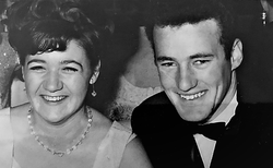 ♥ Golden Wedding Anniversary ♥Date 09.11.1968Ted & Fay celebrate 50 years of Marriag...