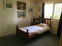 Mature non-drinker non-smoker preferred. Room is located in quiet leafy area with views over Lismore...