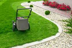 Simon's Gardening & Mowing Service garden maintenance lawn mowing, hedging, f/ins