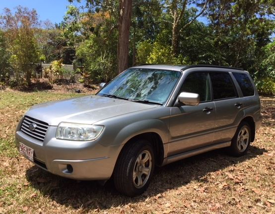 SUBARU FORESTER X Columbia,   2007,   208,000kms,   tinted windows, leather interior,...