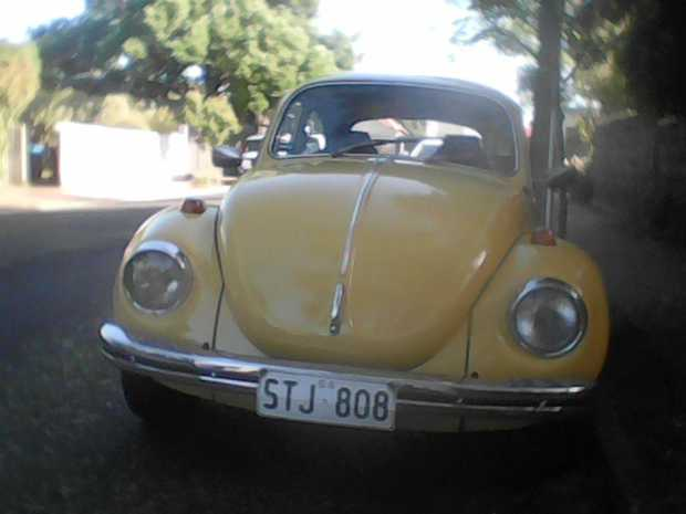 1972 Volkswagen Superbug   Dulux Wattle   Regulary Serviced for over 20 years   Goes...