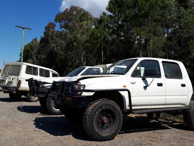 """""""CASH PAID""""   I buy Toyota Landcruiser utes & wagons, Hilux utes, Hiace vans, C..."""