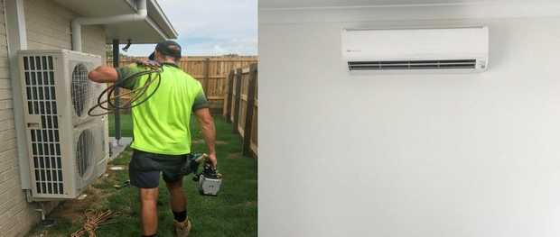 """Daikin Ducted Specialists   """" 25 years of servicing the Coast""""   Whatever..."""
