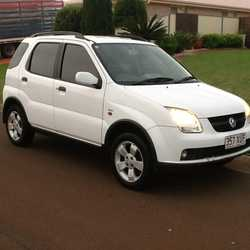 Low km (131k), RWC & Reg, P/windows, P/Steer, A/C, near new tyres, battery and tint. Excellent cond....