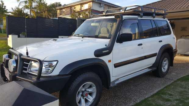 GU 5-speed turbo diesel 4WD for sale in Ipswich. Less than 240,000 kms, mechanically sound, regis...