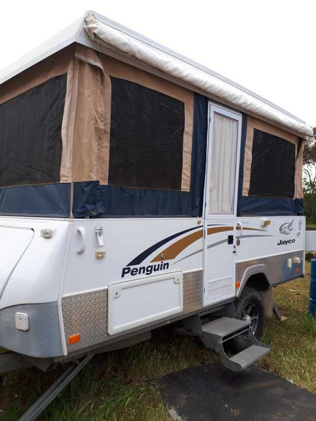 ALL TERRAIN VAN 2010   Excel cond, hardly used, easy to tow, easy and quick setup/packup, lot...