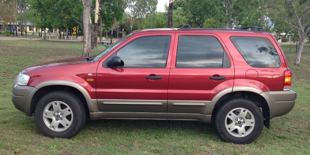 2005 Auto, VGC, RWC, 155500 K's,