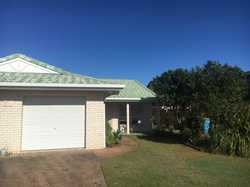 Quiet location. Walk to beach & shops. Freshly painted with plenty of storage. Dishwasher. Outdoor e...