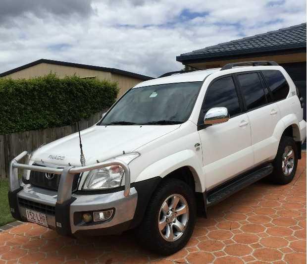 Toyota landcruiser Prado 2008   auto diesel,   One owner,   252,000kms,   inbuilt...