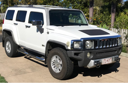2007 H3 HUMMER