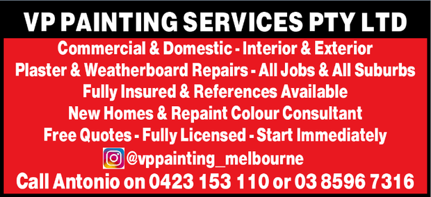 Commercial & Domestic - Interior & ExteriorPlaster & Weatherboard Repairs - All Jobs &am...