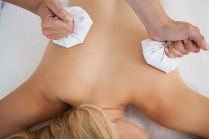 Amazing Full Body Oil Massage