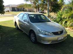 Altise, 4 cyl. 206,000 + kms. Good condition, good tires Rego.to 22/3/2019