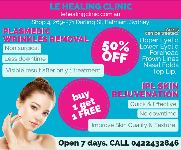 Plasmedic Wrinkles Removal