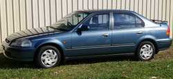 AUTOMATIC HONDA CIVIC