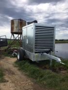 Irrigation Pump and Motor