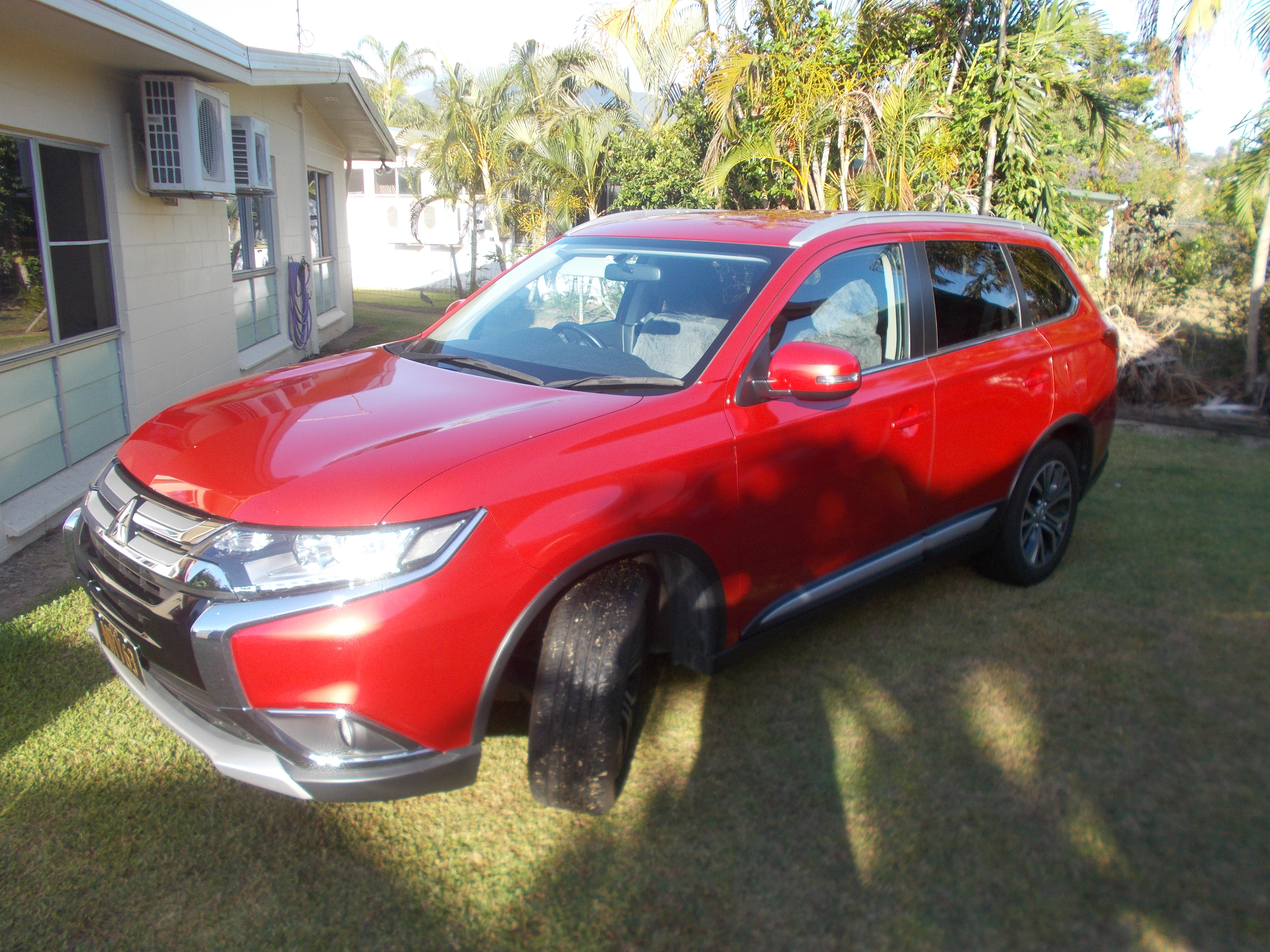 OUTLANDER 2015