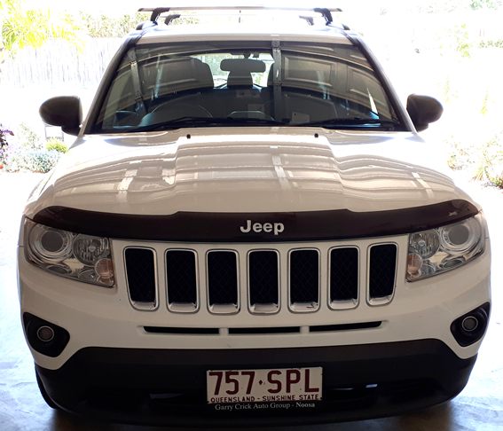 2012 Jeep Compass SUV Sport Auto