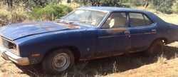 4.1L Auto, Good interior, White bucket seats, Motor and auto runs ok, Normal rust repairable,  ...