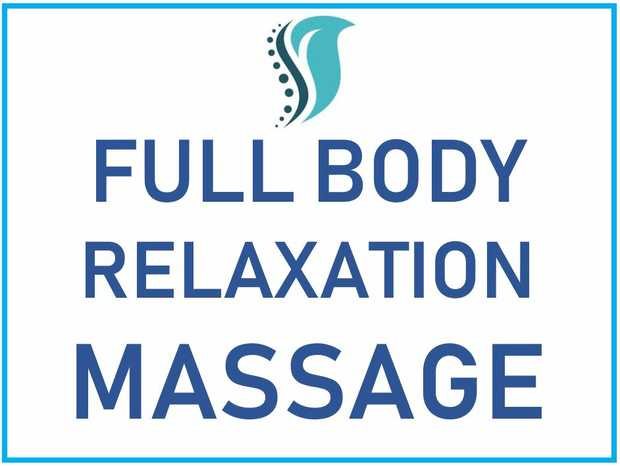 FULL BODY RELAXATION MASSAGE   30 Minutes . . . $45   60 Minutes . . . $75   Walk-ins...