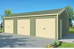 1.4acs - Garage! Cooloola, nth of Noosa. Quiet tree studded quality 1.4acs pkgd with new triple g...
