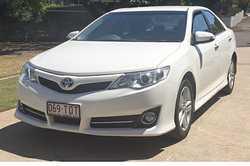 Toyota Camry Atara   2014, auto, one owner, garaged, 56,000klms, Toyota service, balanc...