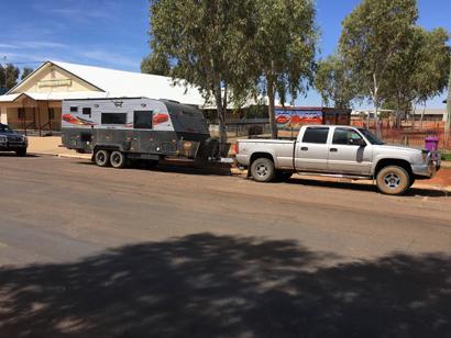 <p> OFF ROAD VAN & CHEV SILVERADO 2017 </p> <p> New Age Desert Rose 20ft </p> <p> Fully...</p>