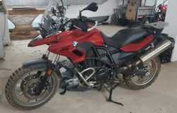 BMW 2015 F700GS   $6200   Good Condition   Bark Busters, Carrier, Bash Plate, Crash B...