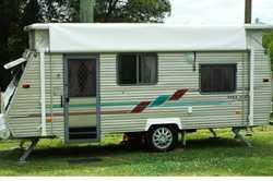 """COROMAL Seka 505 Poptop   16'6"""", 1999, alum frame, indep susp, popular layout, fro..."""