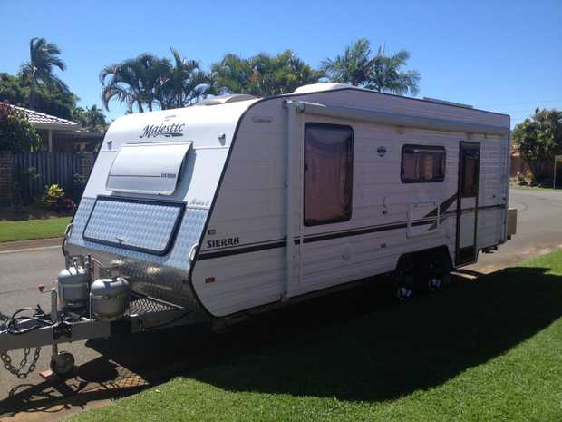 """19'6"""" As New Condition     Separate Ensuite  Queen bed.  Many extras in..."""