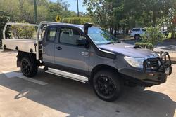 Toyota Hilux SR 2012 Space Cab - $29,900IronMan Bullbar (2018), Safari Snorkel, Side Steps, Towball,...