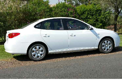 HYUNDAI ELANTRA 2008