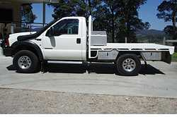 FORD F250 7.3 Superduty 4WD.