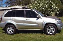 TOYOTA Rav 4 Cruiser,  2004,  auto,  sunroof,  a/c,  cruise,  p...