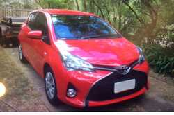 2014 Toyota Yaris SX