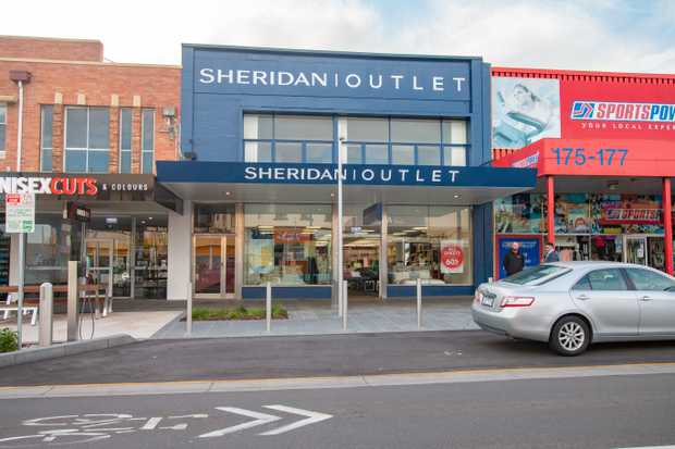 WARRNAMBOOL Commercial Investment Property National Tenant - Sheridan (1967)