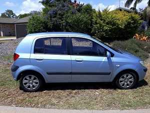 This vehicle is single owner, log book service GC. 6 months rego & road worthy certificate. Offers